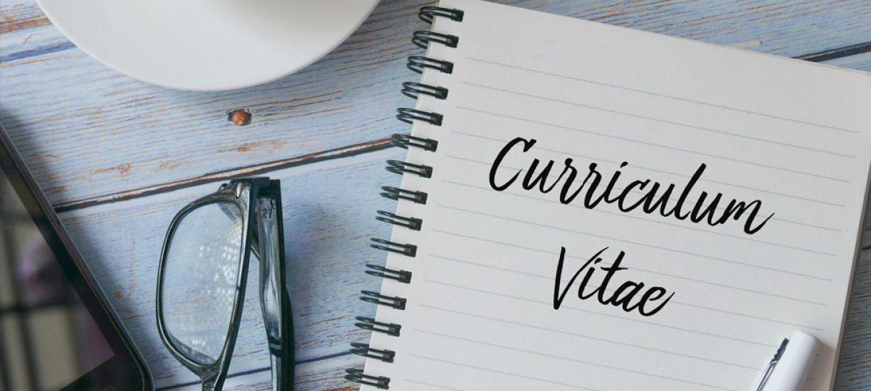 CV Home Page Icon